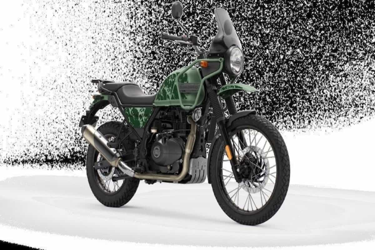 2021 Royal Enfield Himalayan launched in India, price starts at Rs 2.01 lakh