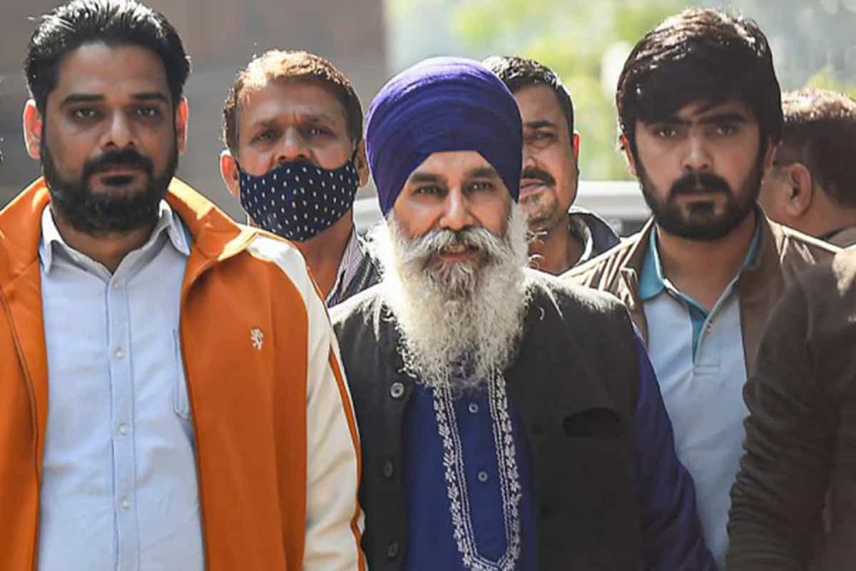Man wanted in Red Fort violence arrested from Punjab