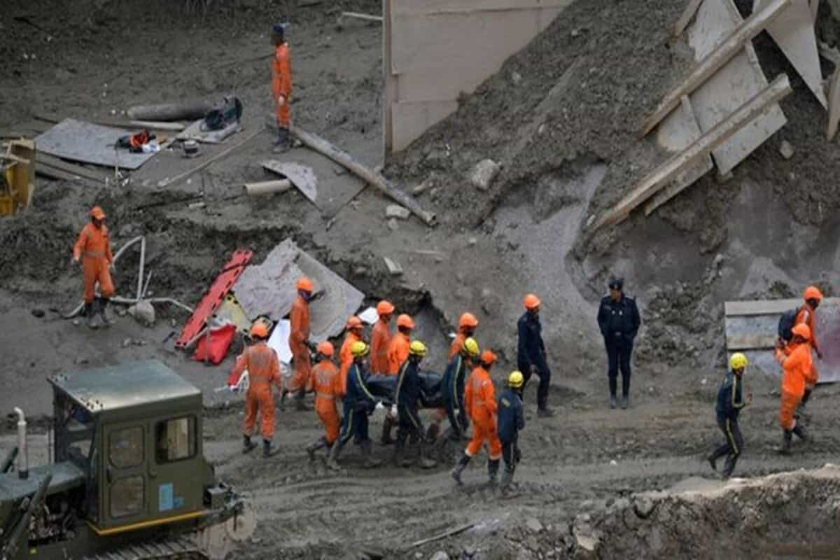 Uttarakhand disaster: Two more bodies recovered from Tapovan tunnel, toll 58