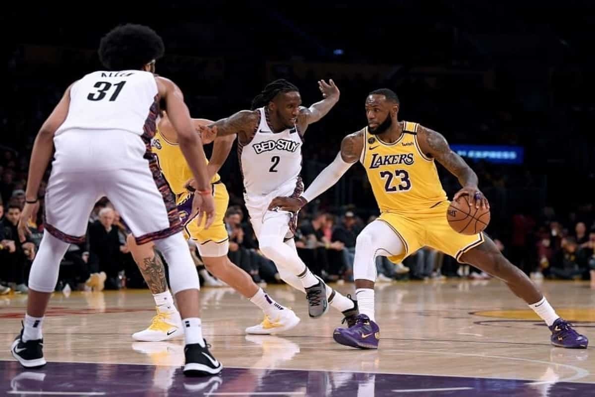 NBA 2020-21:  Brooklyn Nets vs LA Lakers  Prediction LIVE Streaming, TV Channel, Date, Timing, Results and Lineups