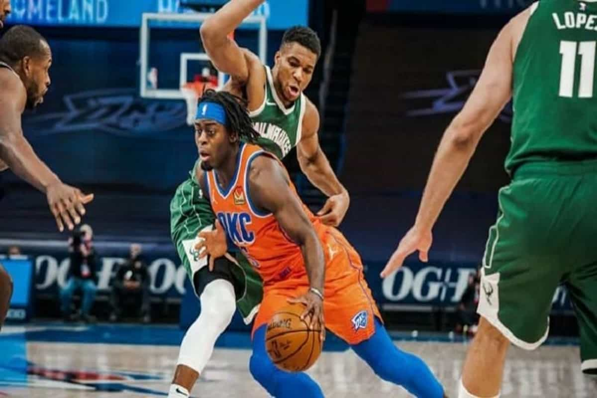 NBA 2020-21:  OKC Thunder vs Milwaukee Bucks Prediction LIVE Streaming, TV Channel, Date, Timing, Results and Lineups