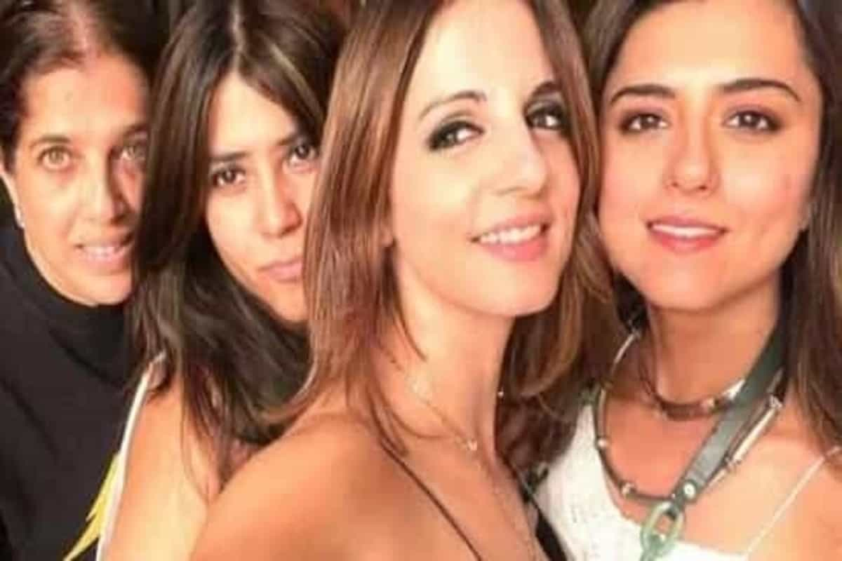 Sussanne shares an all-girls pic with Ekta Kapoor, see here