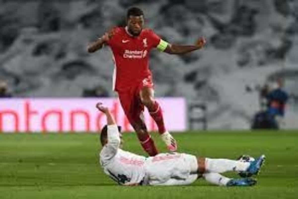 UEFA Champions League: Real Madrid beat Liverpool in the quarter-final match