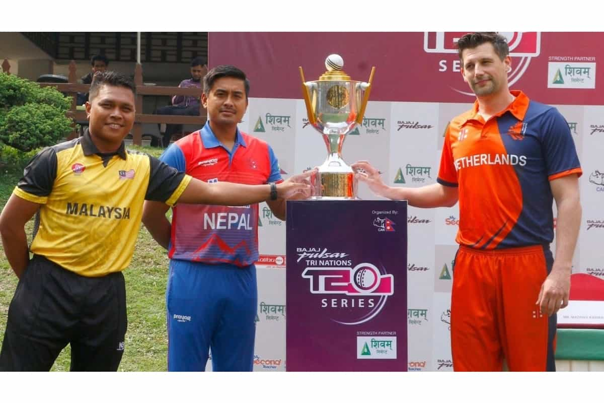 Nepal Tri-Series 2021: Live Score, Full Schedule, Live Streaming, Squads, Venue, Broadcast and Timing