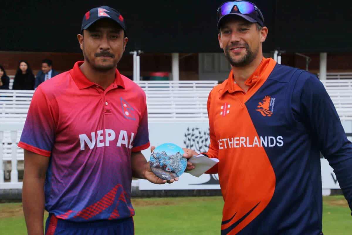 NEP vs NED 1ST T20: Live Streaming, Dream 11 Team, Prediction, Nepal vs Netherlands Squad, LIVE Score and updates and Timings
