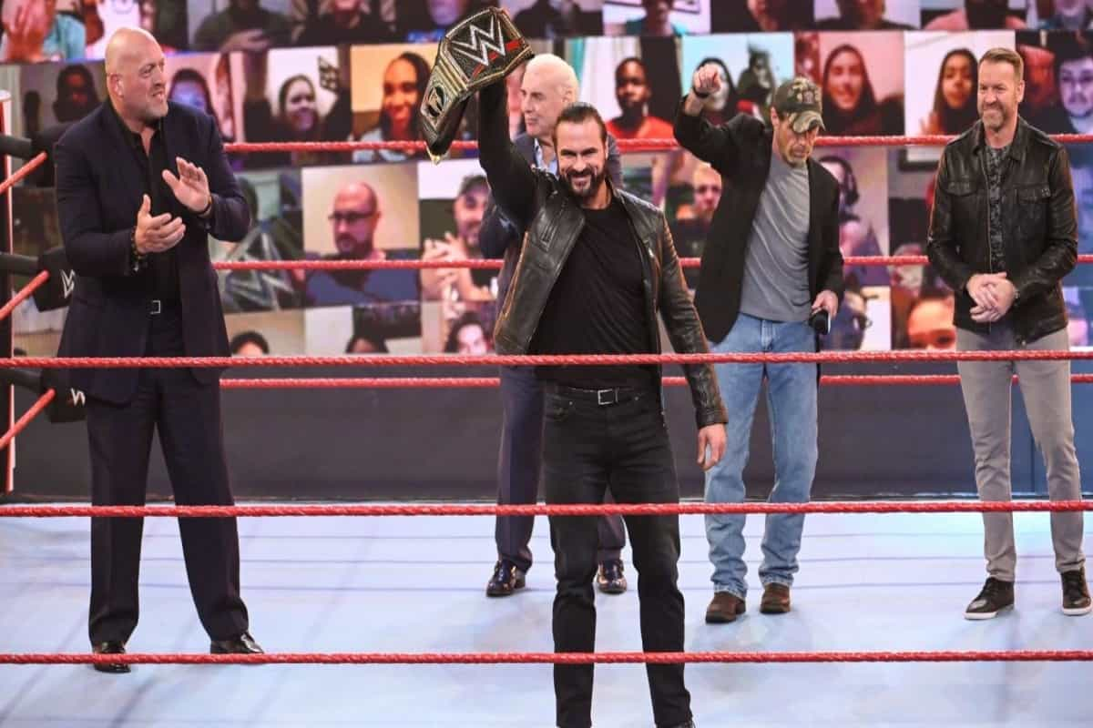 WWE RAW RESULTS: 19/04 – Riddle shocks Orton, McIntyre wins, Asuka avenges Charlotte and more