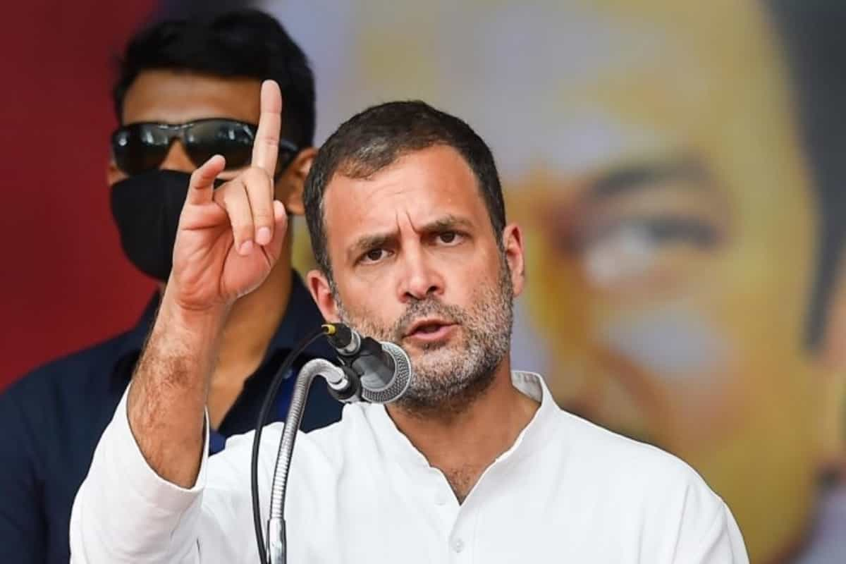 BREAKING NEWS: Rahul Gandhi is tested positive for Covid 19