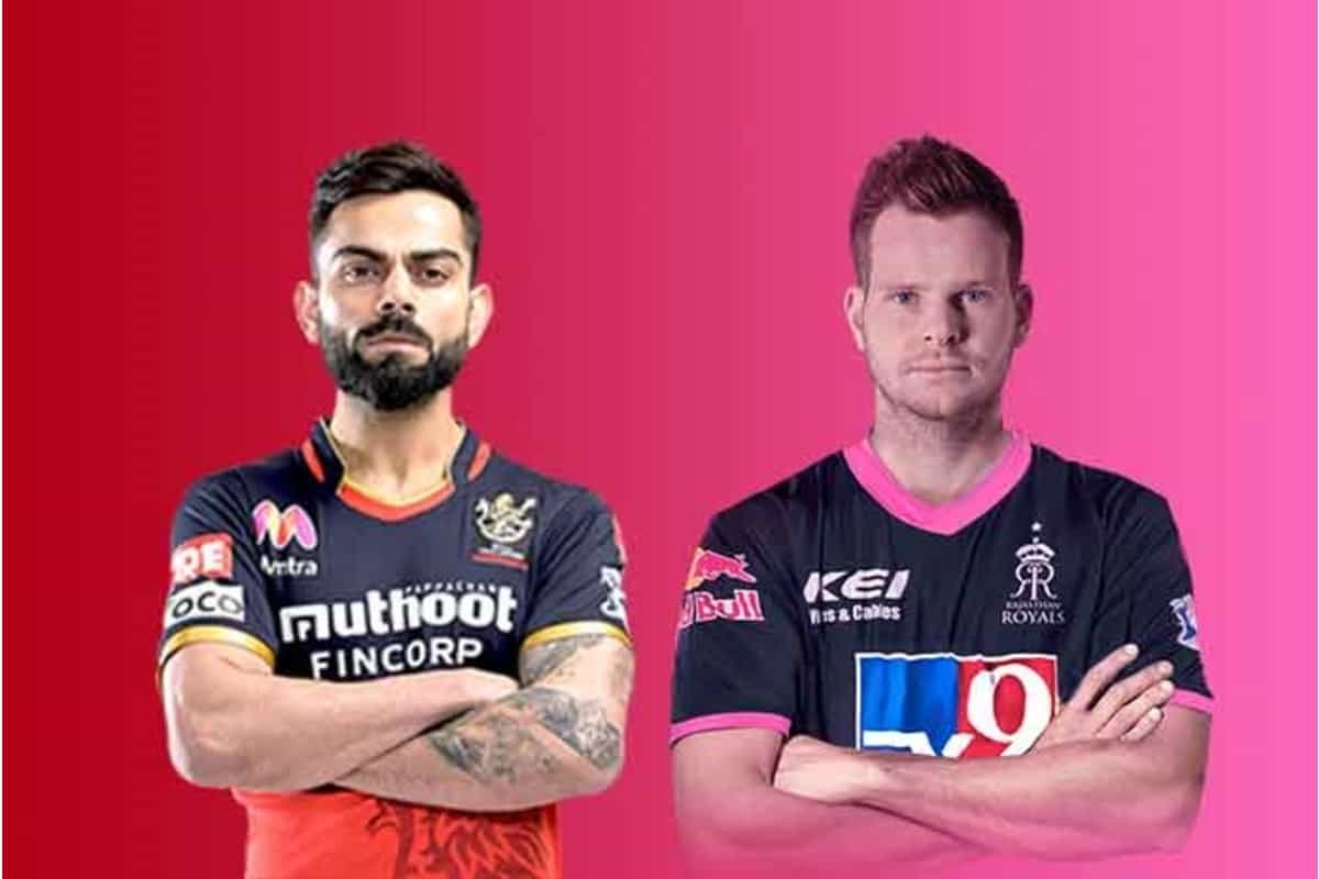 IPL 2021 : Royal Challengers Bangalore vs Rajasthan Royals Live Streaming Free, Match Live Score, Dream11 Prediction, Fantasy, When and Where to Watch Live, RCB VS RR  LIVE, Squads, Broadcast