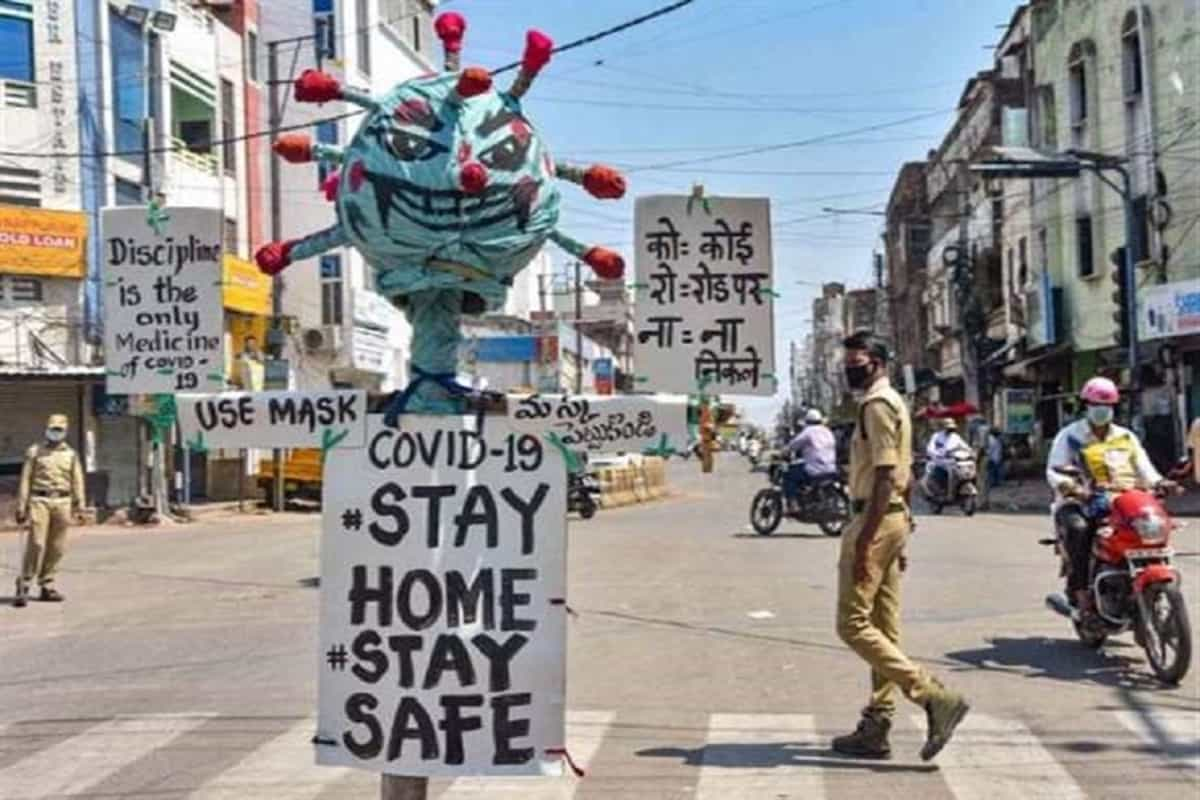 BREAKING NEWS : Weekend curfew in Jammu and Kashmir from tonight 8pm to Monday 6am to curb Covid-19 spread