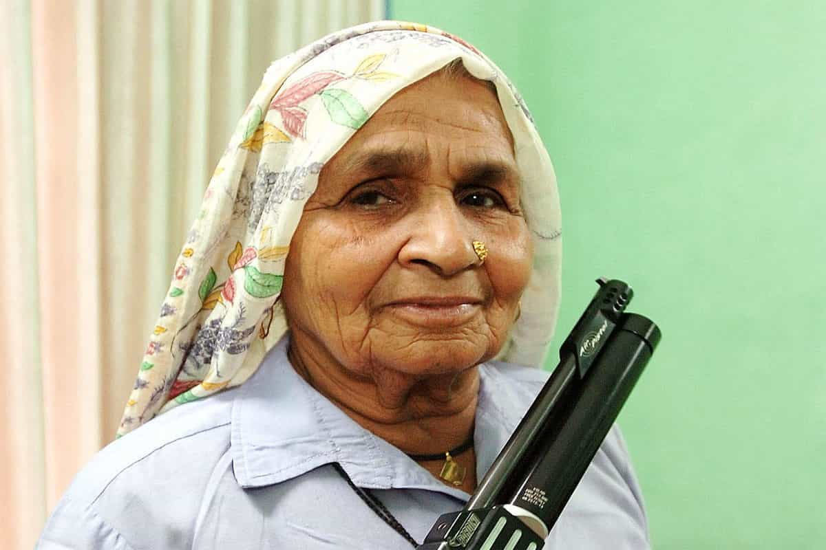 'Shooter Dadi' Chandro Tomar infected with Covid, Now hospitalized
