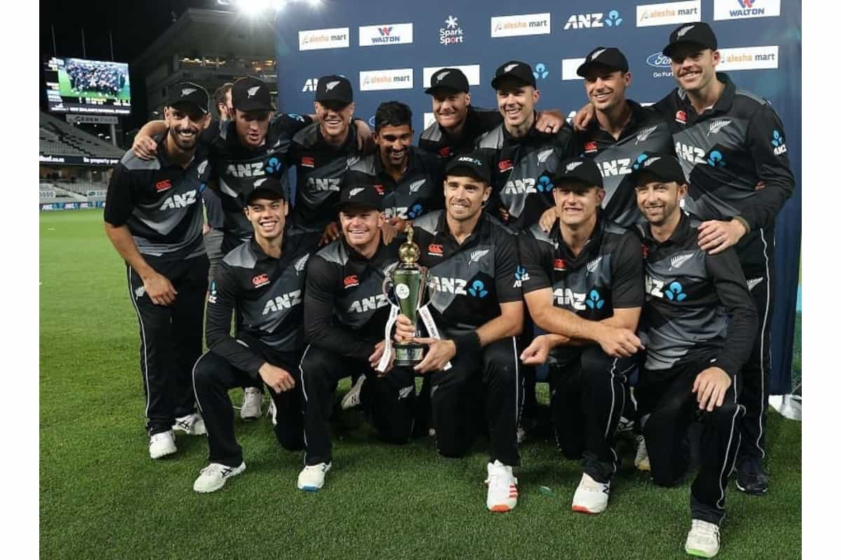 New Zealand become the No. 1 ODI team in ICC rankings