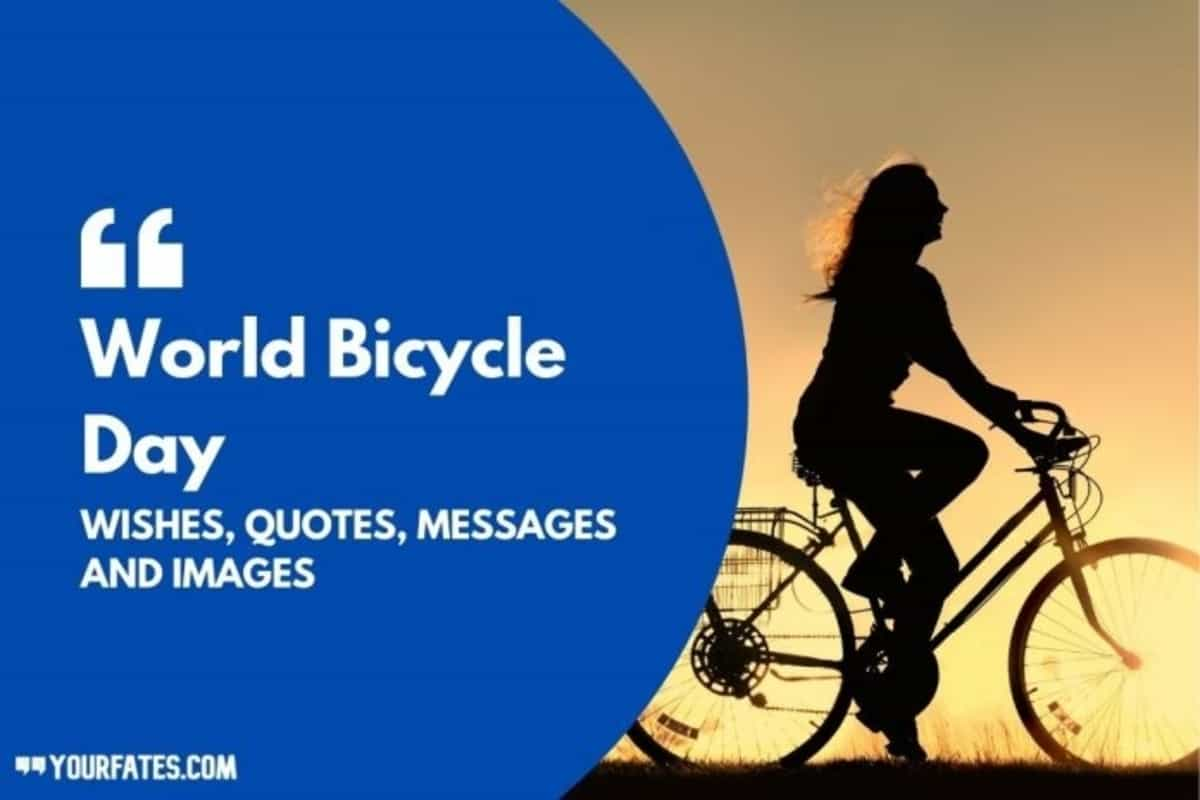 World Bicycle Day 2021: Wishes, quotes, messages, WhatsApp and Facebook status to share with the world
