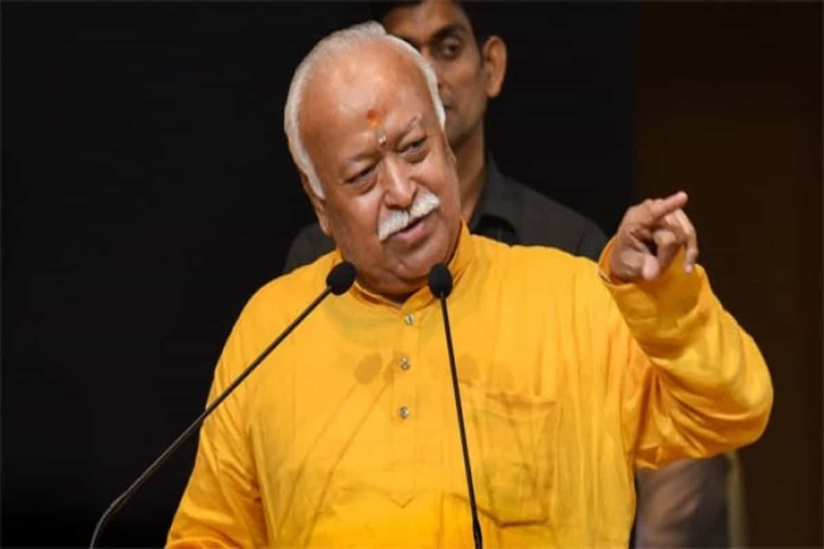 Now, Twitter restored verification tick from RSS chief Mohan Bhagwat's account