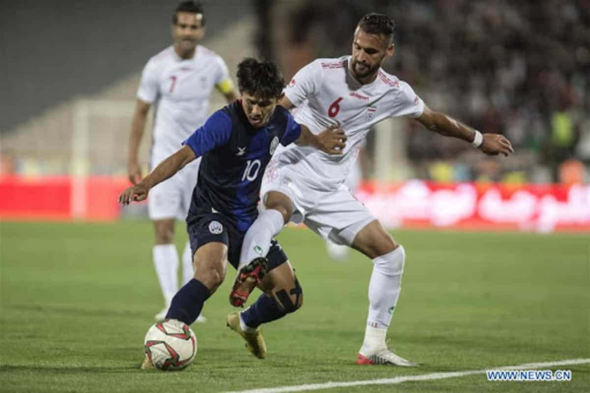 Cambodia vs Iran Live Score, Prediction, Online Channel, Live streaming and updates: 2022 FIFA World Cup Qualifiers