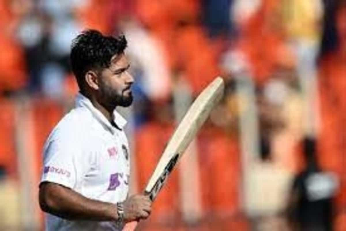 Rishabh Pant hits superb straight six in India's intra-squad practice match ahead of WTC final – Watch video