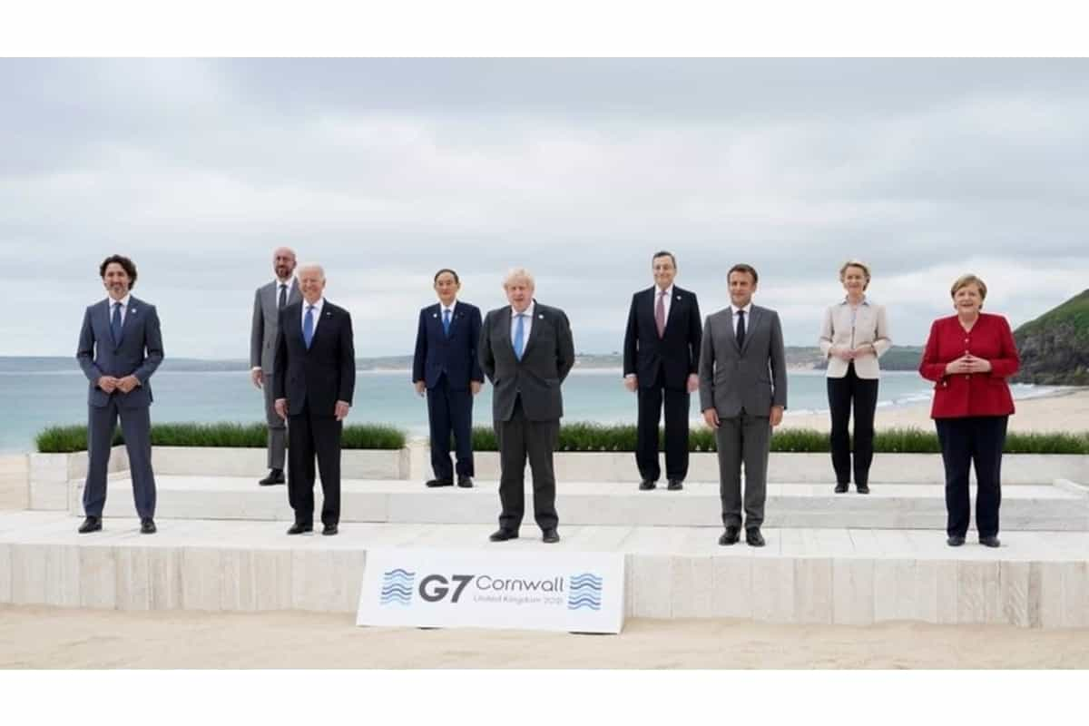 G7 leaders to sign Carbis Bay Declaration to prevent pandemic in 100 days