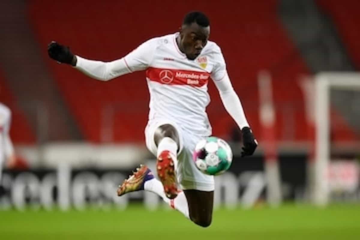 Stuttgart has been banned for three months due to over false identity