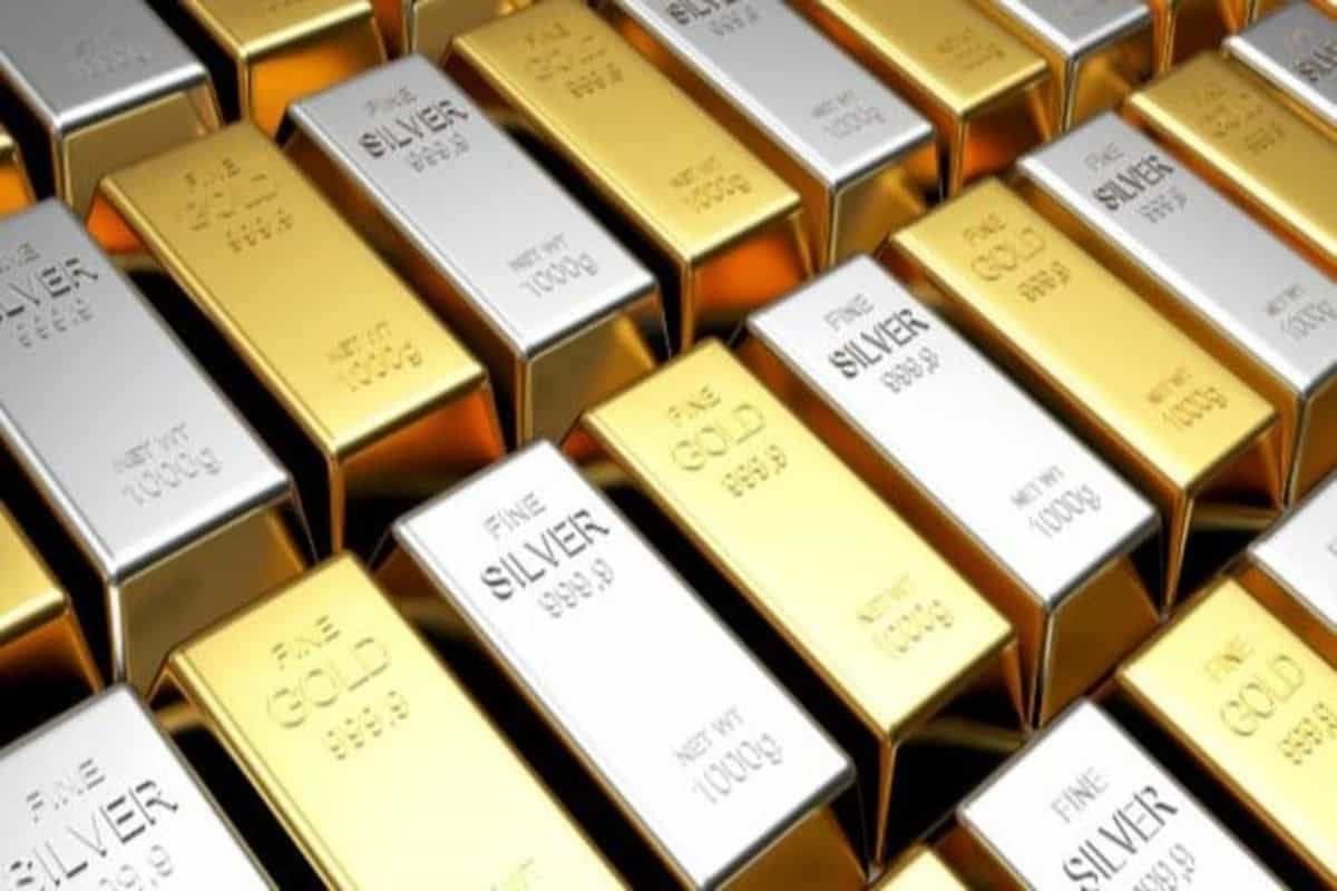 Indian spot gold rate and silver price on Monday, Jun 14, 2021