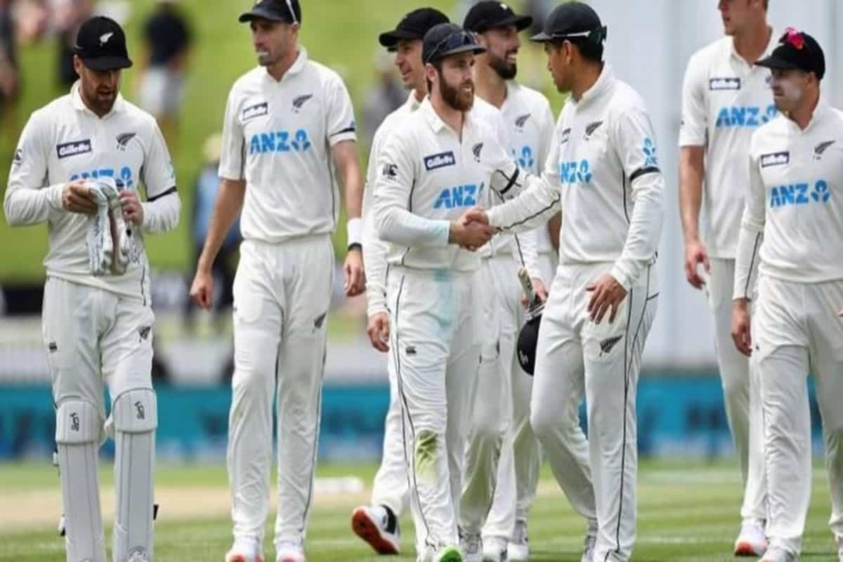 NZ announce squad for WTC final vs India