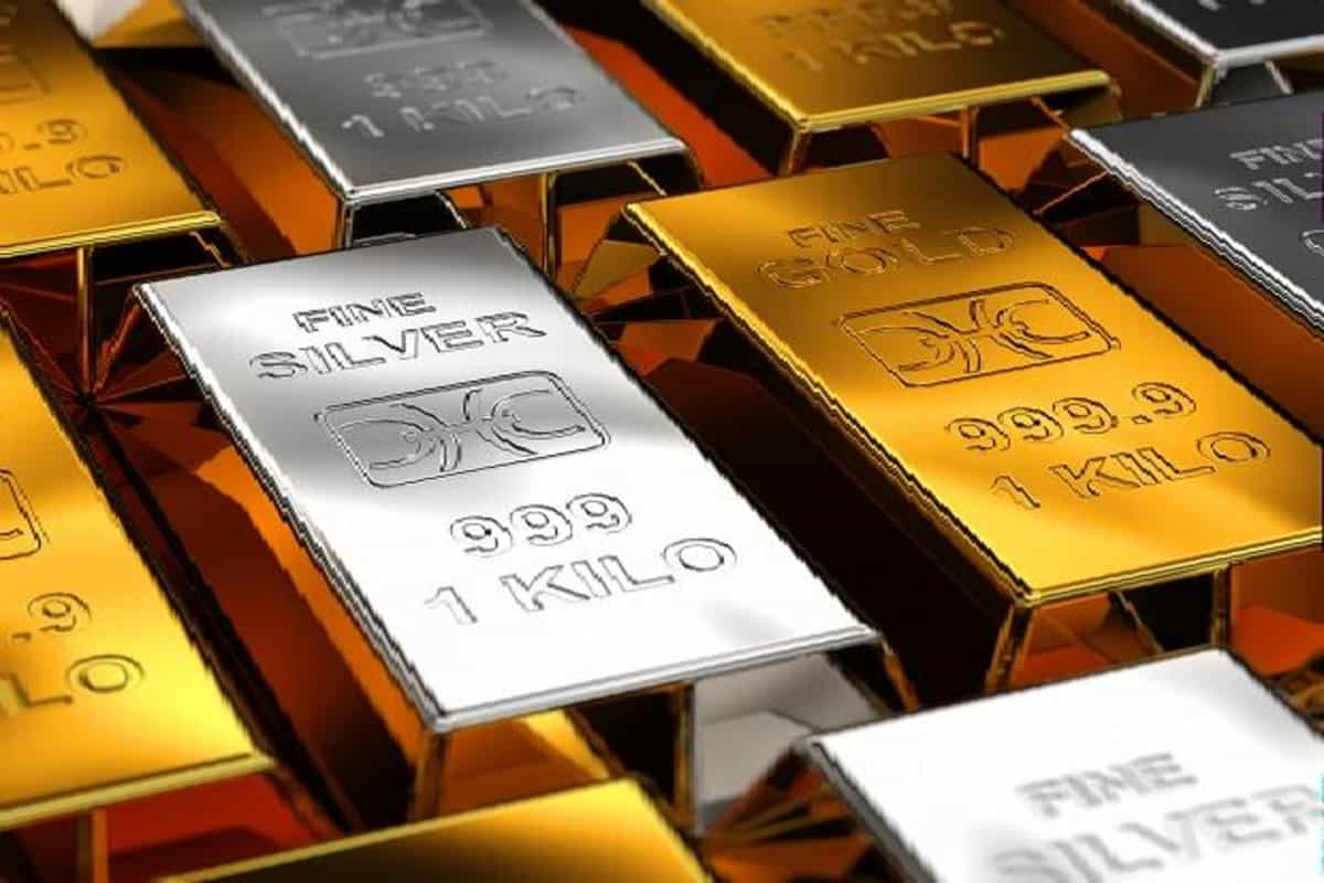 Indian spot gold rate and silver price on Thursday, Jun 17, 2021