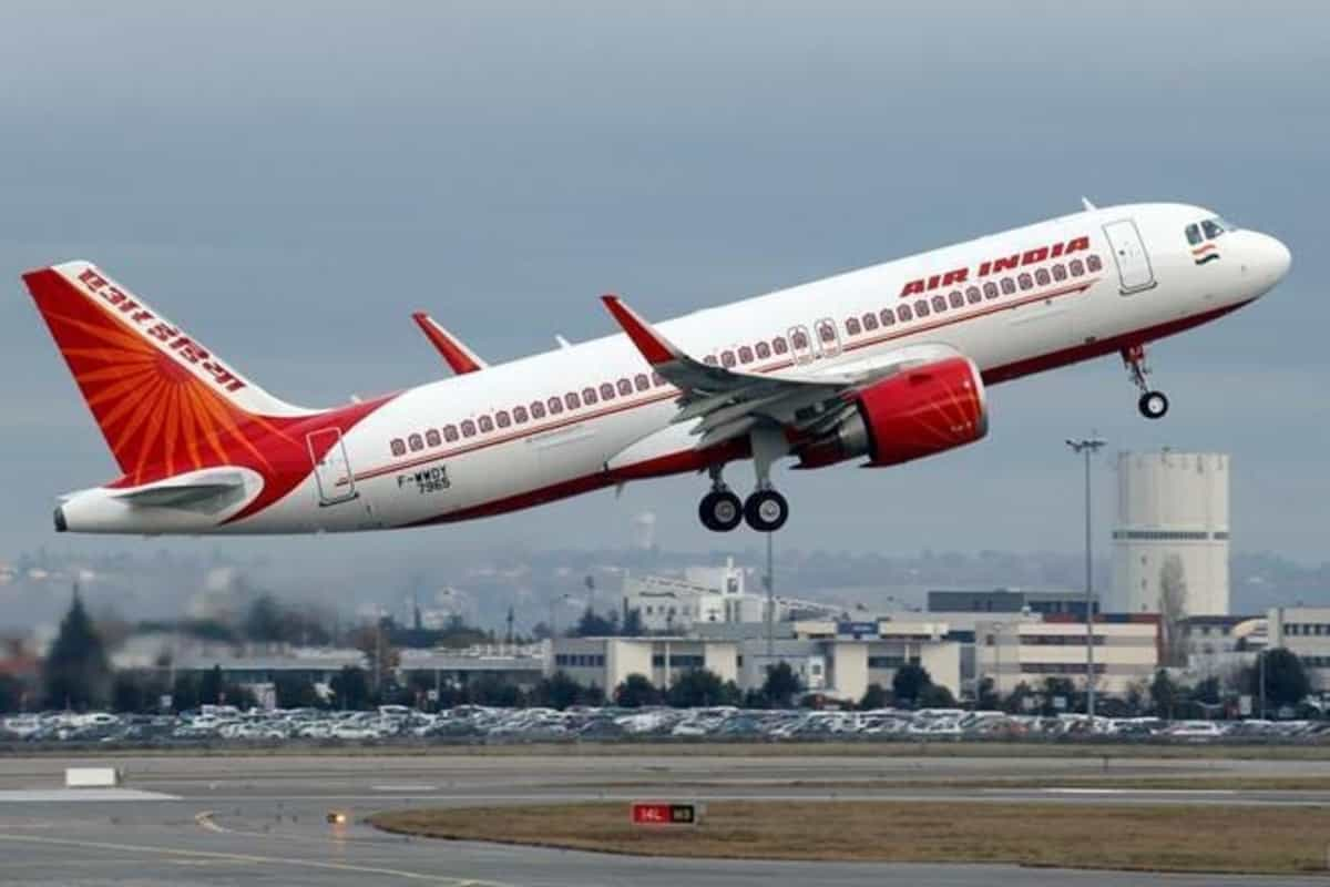 This is India's 1st international flight with fully Covid vaccinated crew