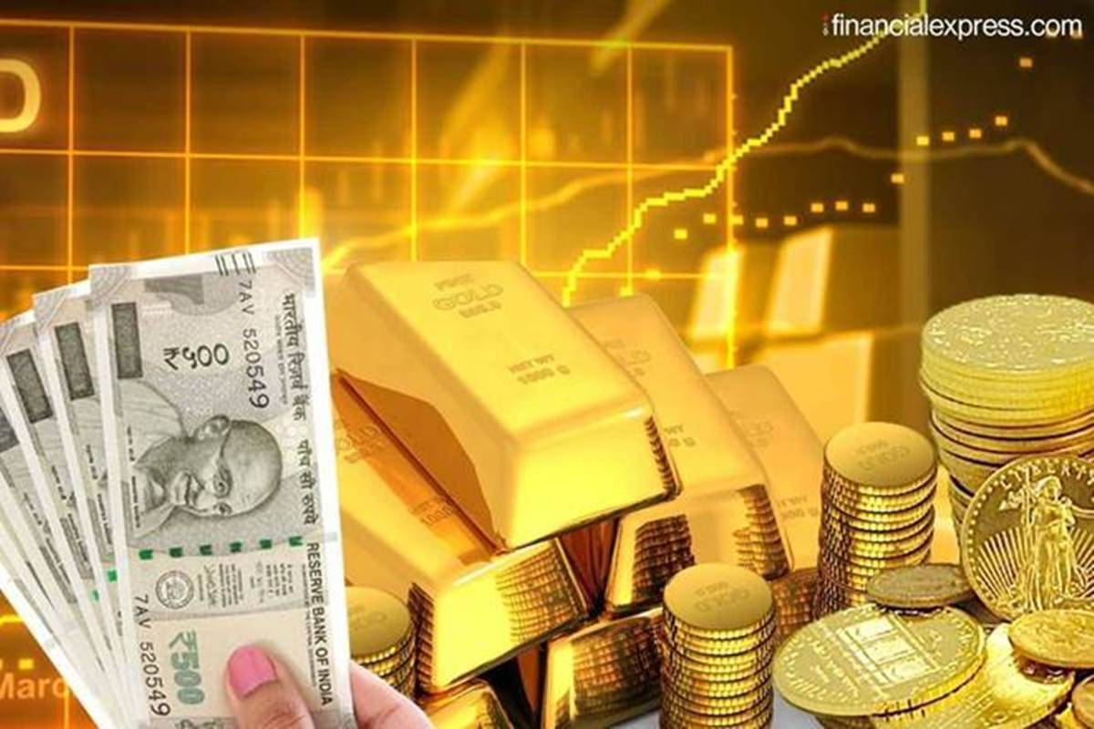 Indian spot gold rate and silver price on Friday, Jun 18, 2021