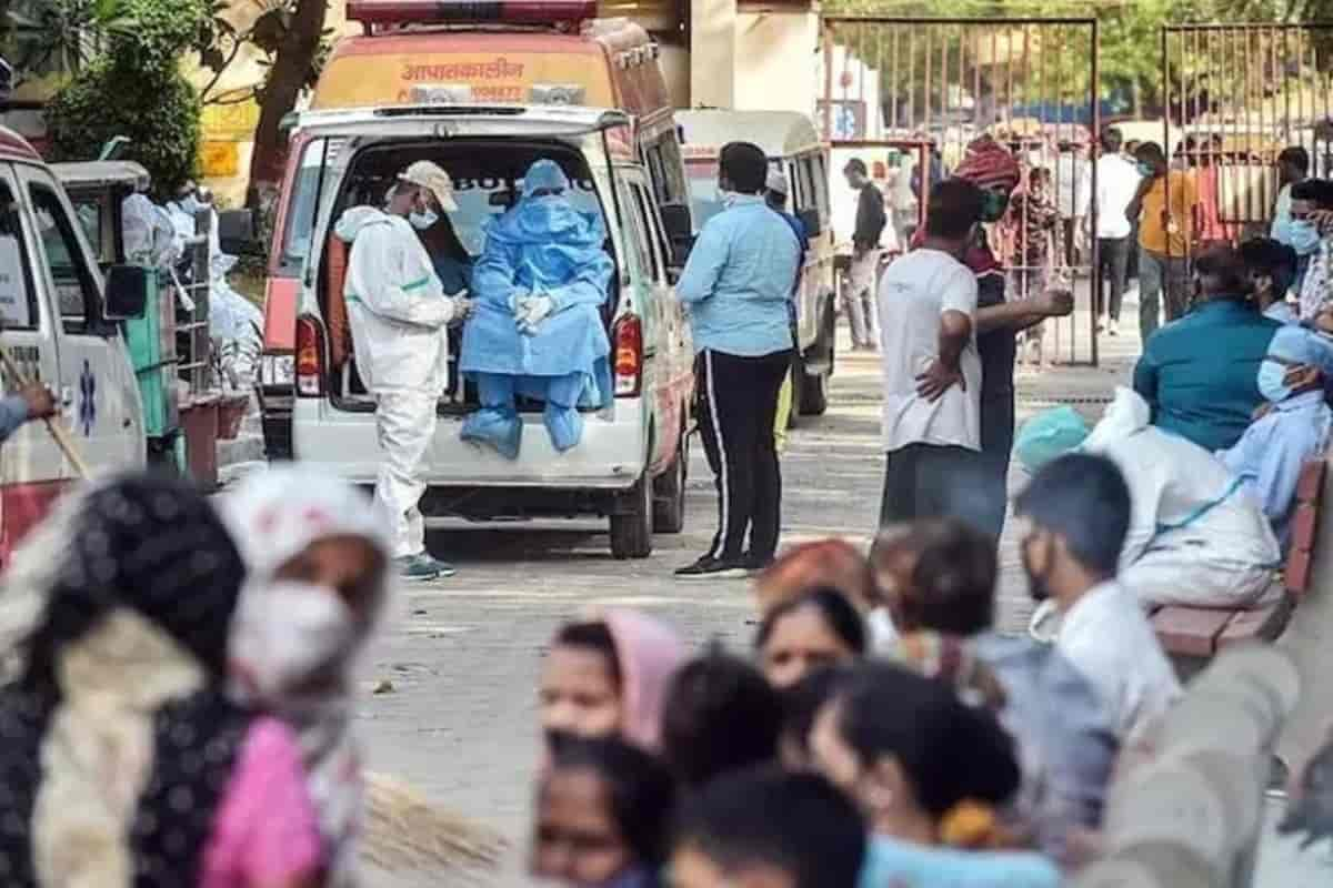 India recorded 38,792 new COVID-19 Cases and 624 Death – Last 24 hours