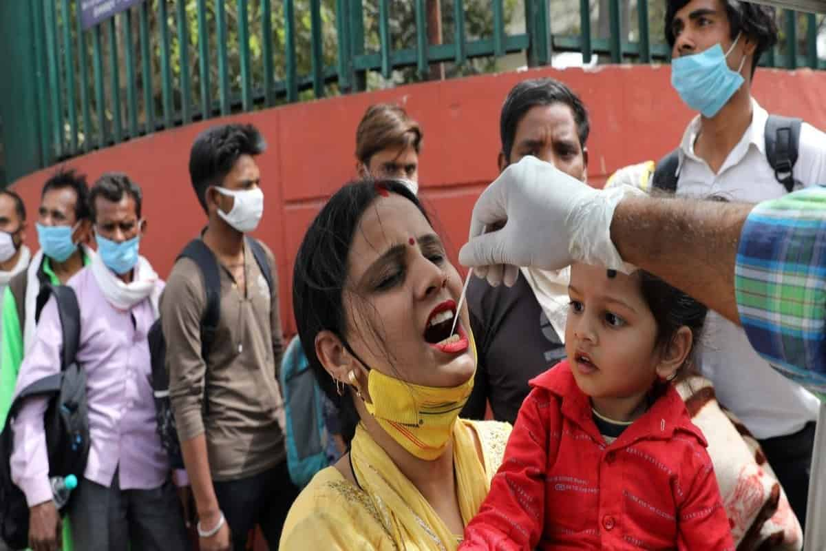 India reported 42,776 new COVID Cases and 1206 Deaths in last 24 hours